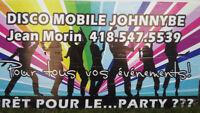 Disco mobile Johnnybe