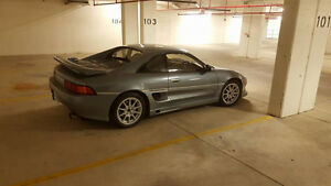 1994 Toyota MR2 Coupe RHD