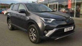 image for 2016 Toyota RAV4 ESTATE 2.5 VVT-i Hybrid Business Ed Plus TSS 5dr CVT 2WD Auto S