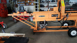 Range Road RR10T Affordable Firewood Processor