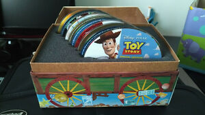 Toy Story Ultimate Toy Box Collection (Blu-ray/DVD + Digital)