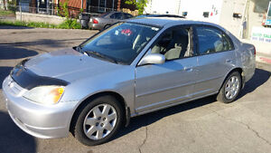 2002 Honda Civic auto air carfax provided certified etested