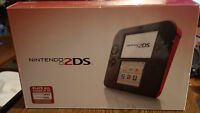 Brand New; Never Used, Nintendo 2DS - Red MSRP $130 + tax