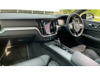 2021 Volvo V60 B4D FWD R-DESIGN AUTOMATIC Cruise Control, Front and Rear Sensors