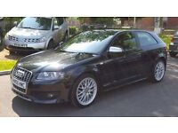 2007 56 AUDI S3 2.0TFSI 1 OWNER++2KEYS++FULL SERVICE++CAMBELT BEEN CHANGED++BOSE SOUND++FULL LEATHER