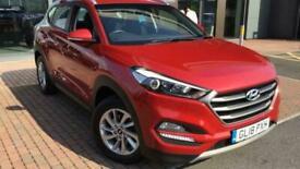 image for 2018 Hyundai Tucson 1.6 GDI BLUE DRIVE SE 5DR 2WD Estate Petrol Manual