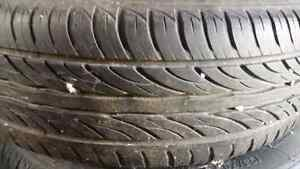 14' all season tires on rims  Kawartha Lakes Peterborough Area image 9