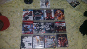 PS3 GAME Bundle + Tenchu stealth assassin's