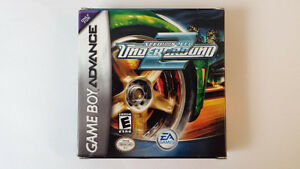 Need for Speed: Underground 2 (complet) pour Game Boy Advance