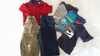 Lot vêtements garçon 3t-4t (6 items)