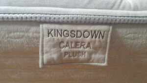 King bed mattress for sale Brampton Bovaird @kennedy $299