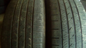 two continental 235 65 17 all season tires