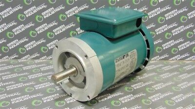 Used Reliance Electric P14g9256h Ac Motor 1 Hp 1725 Rpm 230460v
