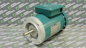 USED Reliance Electric P14G9256H AC Motor 1 HP 1725 RPM 230/460V
