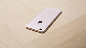 iPhone 6S - Rose Gold in colour