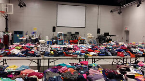Assortment of Baby Items Sale April 29, 8:30 to Noon