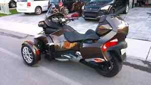 CAN AM SPYDER RT LIMITED EDITION 2013
