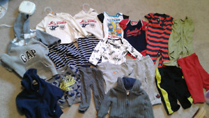 Baby boy clothes 6-12 and 12 months