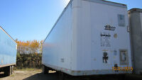 48ft Dry Van, Semi trailer