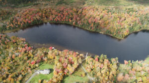 Lake Acreage with Development Potential