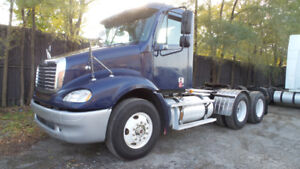 FREIGHTLINER 2007  DAY CAB AUTOMATIC NO DPF  SAFETIES/CERTIFIED