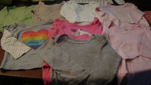 BABY GIRL CLOTHES - 12 months