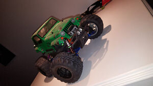 Hpi savage xs with lot of up upgrades !! West Island Greater Montréal image 3