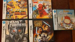 Nintendo DS Games - $10 Each