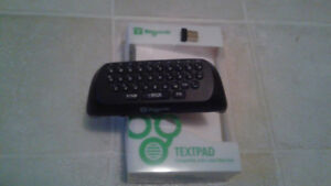 Xbox one text chatpad