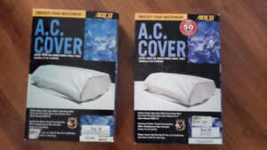 **New A.C. Covers** (Adco Brand) - both for $40
