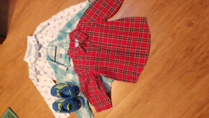 18-24 month boys clothing package