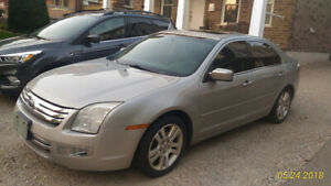Certified Ford Fusion SEL AWD 2007