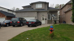 Beautiful 4 Bdr House For Rent in Stoney Creek. Minutes to QEW.