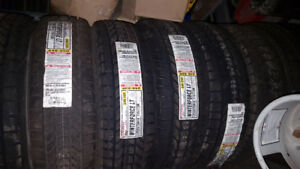 6 pneus d'hivers Firestone Winterforce LT Tire 225/75R16 NEUF