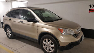 2007 Honda CR-V Cloth seats SUV, Crossover