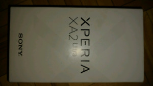 Sony Xperia XA2 ultra for sale.