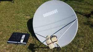 FTA System, Free to Air satellite system