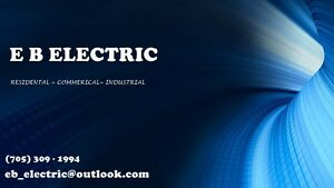 EB Electric - Reasonable rates with outstanding quality Peterborough Peterborough Area image 1