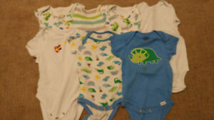 Onesies - 12 month size