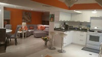 Brand new legal 2 bedrooms basement Apartment for 15 Sep