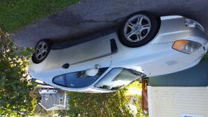 2003 Hyundai Tiburon GT Coupe (2 door)