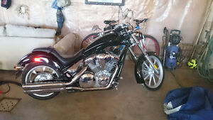 2010 HONDA FURY 1300 MINT CONDITION (PRICE REDUCED)