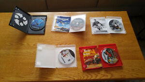Ps3 games and Cd