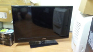 LCD TVs for parts