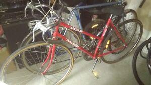 Raleigh Javelin woman's road bike vintage