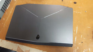 Alienware m17x gaming laptop
