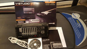 Roland V-Studio 20 + Box and Accessories! Works with any DAW!