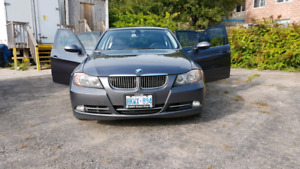 2007 BMW 335i 6 Speed - Full service history, local vehicle