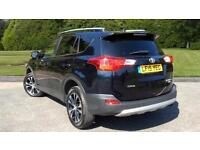 2015 Toyota RAV-4 2.2 D-4D Invincible 5dr Front Manual Diesel Estate