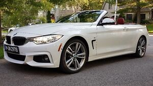 2014 BMW 435i M Package Cabriolet